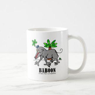 Baboon by Lorenzo Coffee Mug