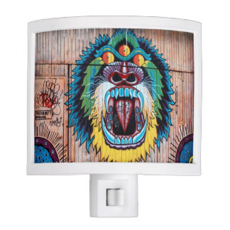 Baboon Night Light