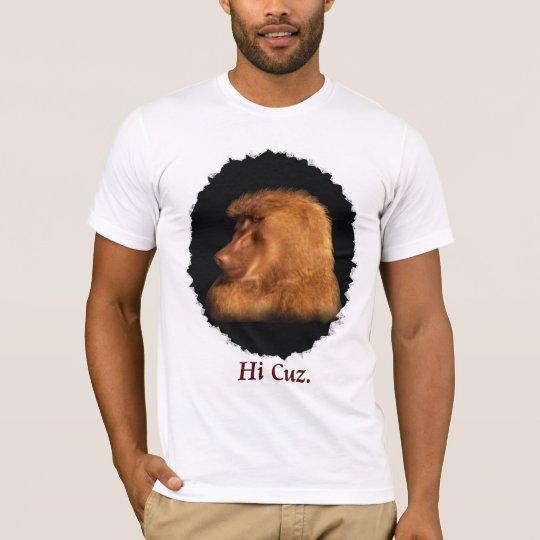 Baboon - T-shirt