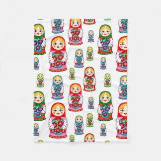Babushka Baby Blanket