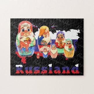Babushka Matrjoschka Matryoshka puzzle