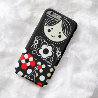 Babushka Matryoshka  Russian Doll Barely There iPhone 6 Case