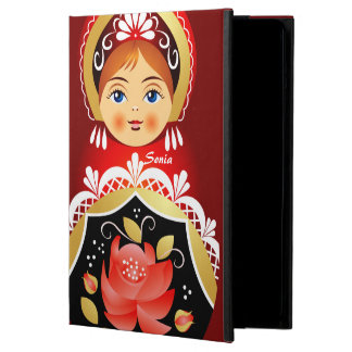 Babushka Matryoshka Russian Doll iPad Air Case