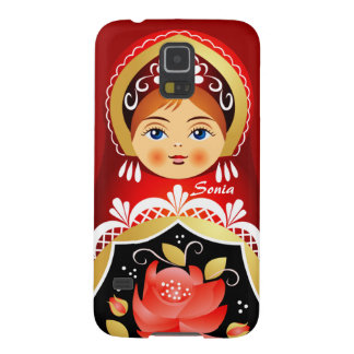 Babushka Matryoshka Russian Doll Samsung  Nexus Ca Cases For Galaxy S5