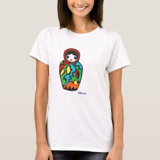 Babushka - Matryoshka T-Shirt