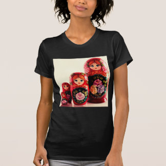 Babushka Russian Doll T-Shirt