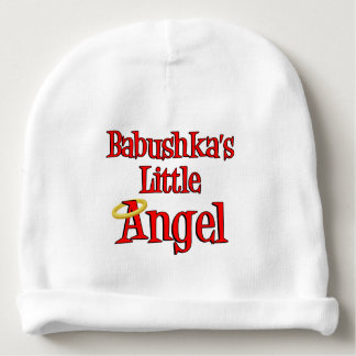 Babushka's Little Angel Cute Baby Hat Baby Beanie