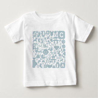 Baby a background2 baby T-Shirt