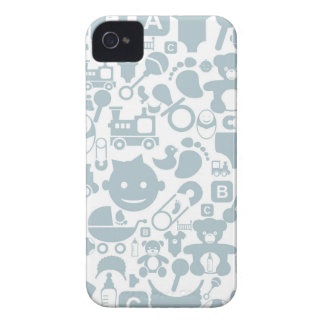 Baby a background2 Case-Mate iPhone 4 case
