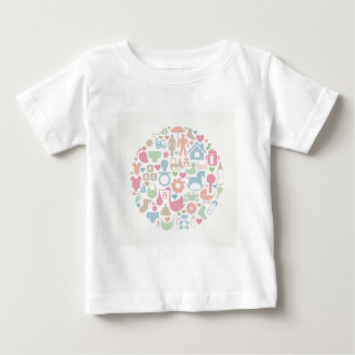 Baby a sphere baby T-Shirt