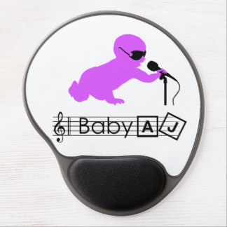 Baby AJ Rock Star Mouse Pad Gel Mousepad