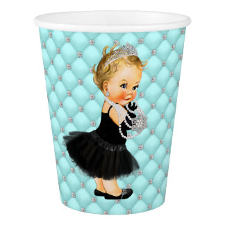 Baby and Company Audrey Breakfast Baby Shower Paper Cup