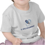 Baby and Toddler (Logo Vertical) Tee Shirt