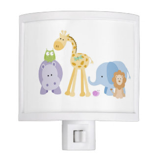 Baby Animals Night Light