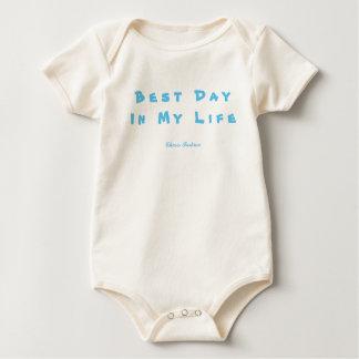 Baby Apparel Organic Bodysuit - Best Day