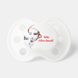 Baby Athina Emerald Pacifier