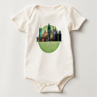 Baby Atlanta bodysuit