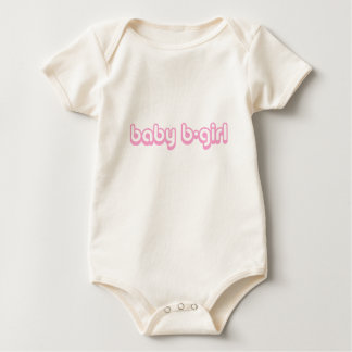 Baby B-Girl Cute Creeper