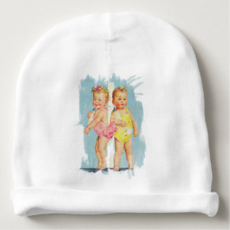 Baby Babies Shower Personalize Destiny Destiny'S Baby Beanie