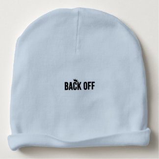 baby back off beanie hat baby beanie