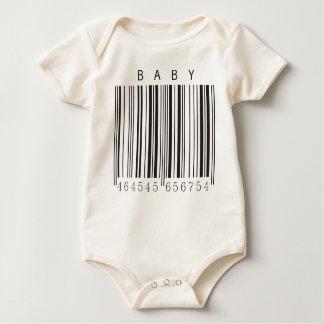 Baby Barcode Shirt