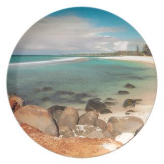 Baby Beach Maui Plate
