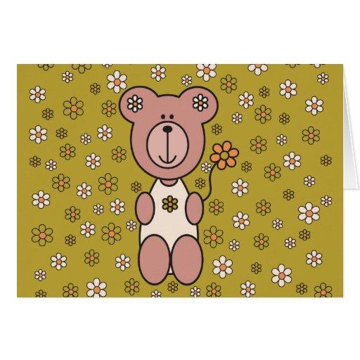 Baby Bear 01 Greeting Cards