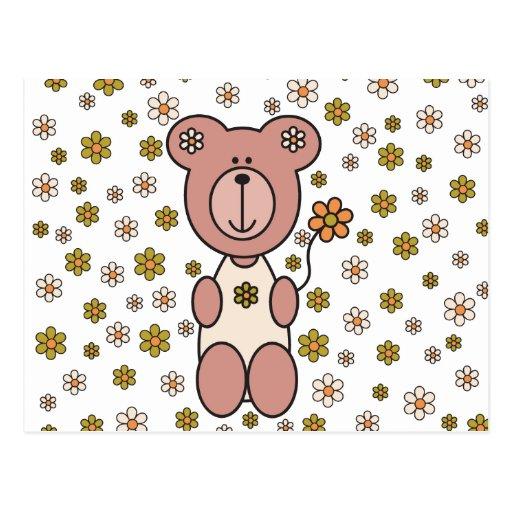 Baby Bear 01 Post Cards