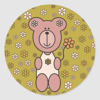 Baby Bear 01 Stickers