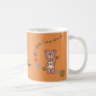 Baby Bear 02 Basic White Mug