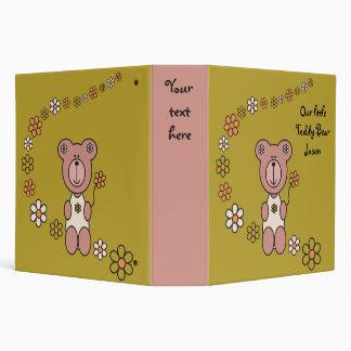 Baby Bear 02 Binder