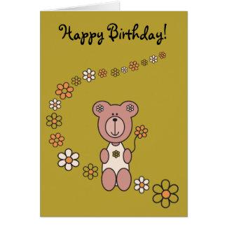 Baby Bear 02 Greeting Card