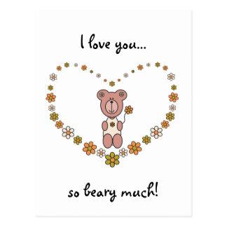 Baby Bear 03 Postcard