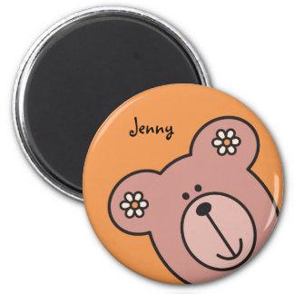 Baby Bear 04 Refrigerator Magnets