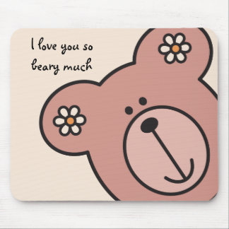 Baby Bear 04 Mouse Pads