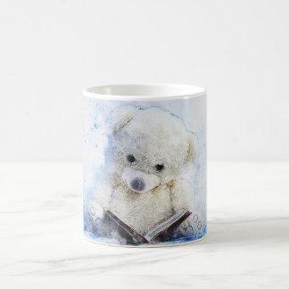 Baby bear bedtime story mug