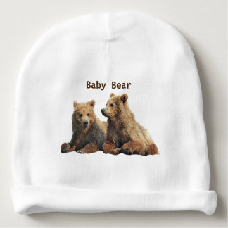 Baby bear cotton beanie for your baby baby beanie