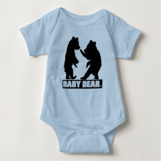 Baby Bear Designer Modern Apparel Baby Bodysuit