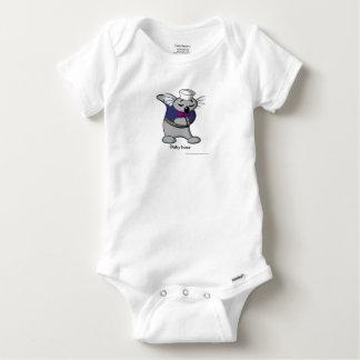 Baby Bear Koala from Children's Book Baby Onesie