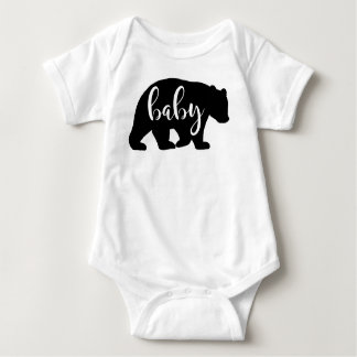 Baby Bear one piece shirt