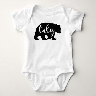 Baby Bear one piece shirt
