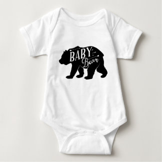 Baby Bear Pack Baby Bodysuit