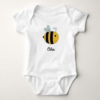 """""""Baby Bee"""" Baby Shirt"""