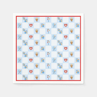 Baby Bees Paper Napkins
