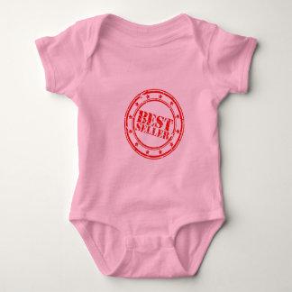 Baby Best Seller Stamp Baby Bodysuit
