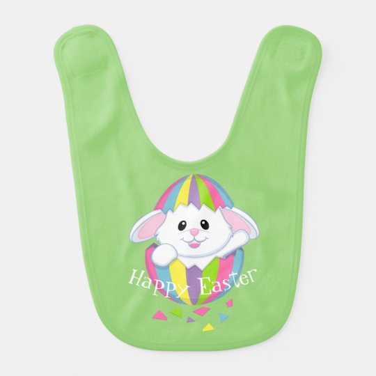 Baby Bib-Easter Bunny Baby Bibs