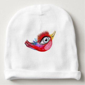 Baby Bird Cotton Baby Beanie