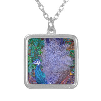 Baby Bird Silver Plated Necklace