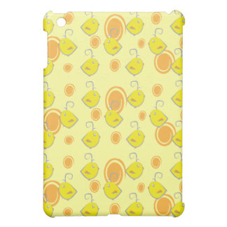 baby bird yellow pattern case cover for the iPad mini