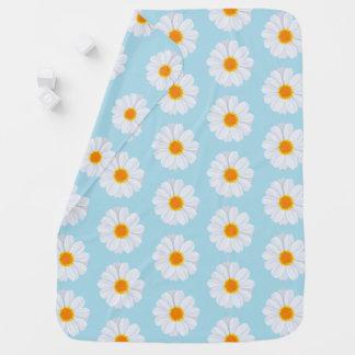 Baby Blanket-Daisies Baby Blanket